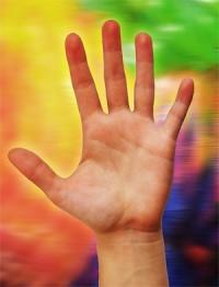 ידיים בחלום