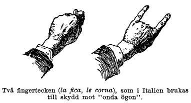 תנועות יד כנגד עין הרע