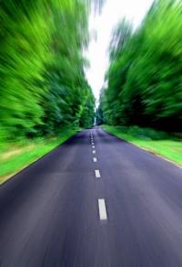 הדרך בה אנו נוסעים מסמלת את הדרך בחיים. תווי הקרקע, הראות, הקלות בה אנו נוסעים מייצגים את הקשיים והמגבלות שיש לנו בדרך אל המטרות שאנו מציבים לעצמנו בחיים.
