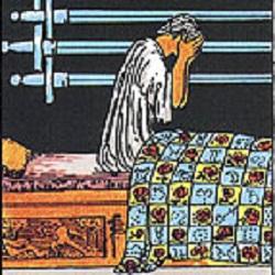 התעוררות באמצע חלום לא נעים יכולה לייצג את הקושי שלנו להתמודד עם נושא החלום.