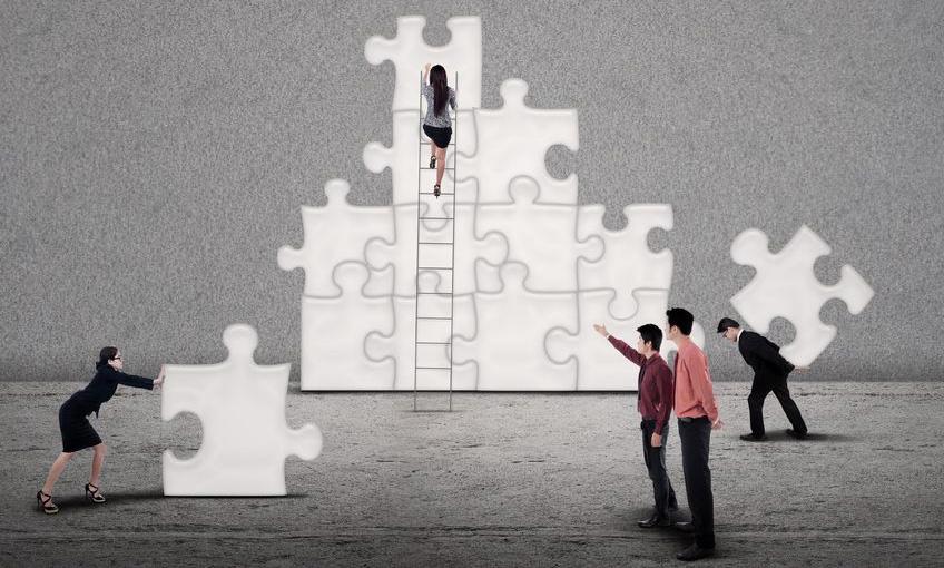 בונים ביחד מבנה יציב