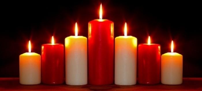 הנרות הללו שאנו מדליקים